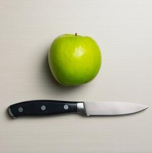 odšťavňování jablka